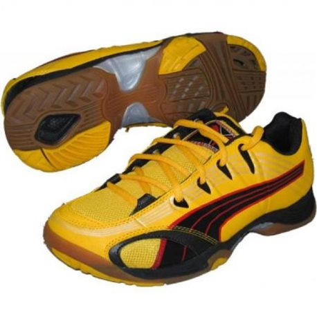 Puma Accelerate V JR yellow