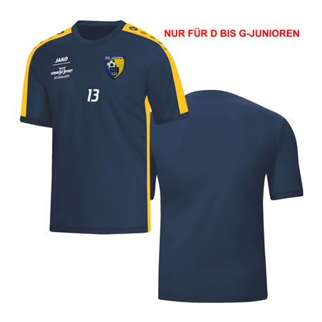 FC Uzwil Junioren Jako Striker T-Shirt