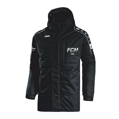 FC Münsterlingen Coachjacke