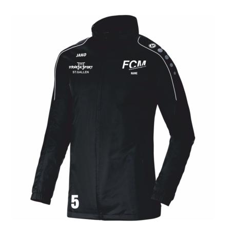 FC Münsterlingen Regenjacke