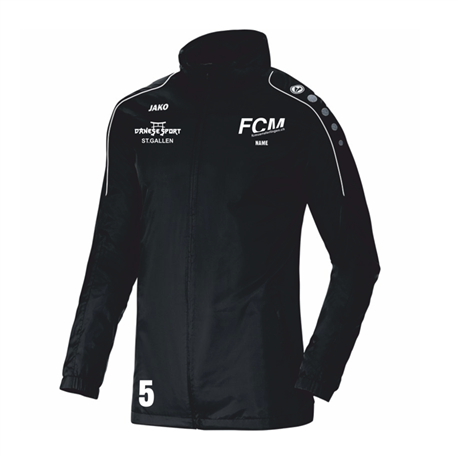 FC Münsterlingen Regenjacke