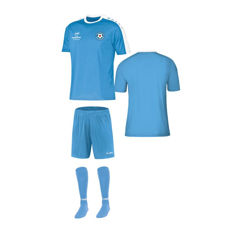 AS Calcio Kreuzlingen Trainingset Danese Sport GmbH Das Sportgeschäft für Sportartikeln und Sportbekleidung