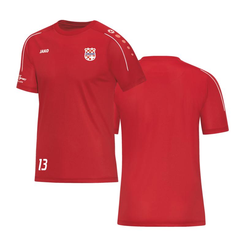 Croatia Uzwil Jako Trainingset Danese Sport GmbH Das Sportgeschäft für Sportartikeln und Sportbekleidung