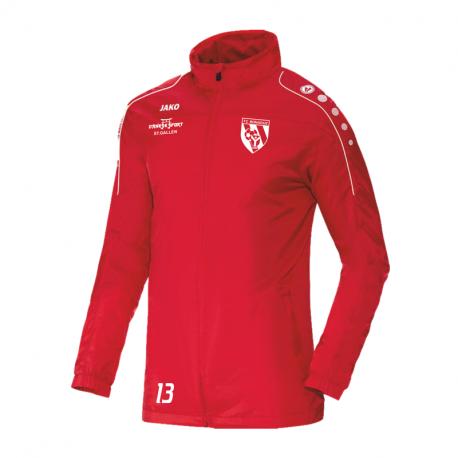 FC Bonaduz Jako Allwetterjacke Danese Sport GmbH Das Sportgeschäft für Sportartikeln und Sportbekleidung