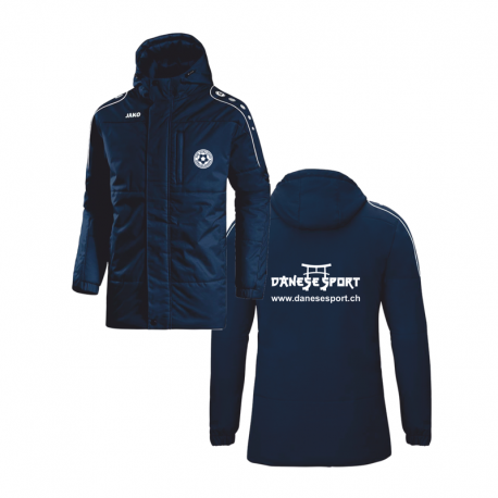 AS Calcio Kreuzlingen Jako Coachjacke