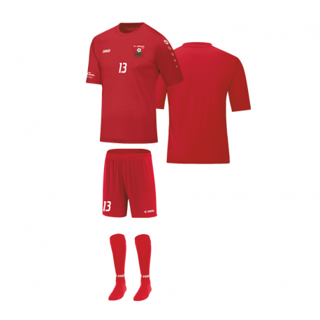 FC Uznach Jako Trainingsset