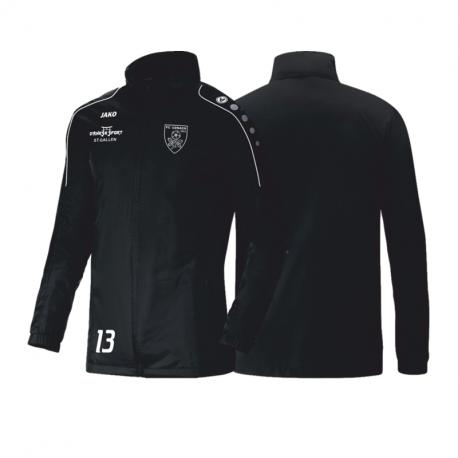 FC Uznach Jako Allwetterjacke
