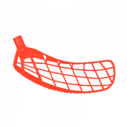 EXEL Unihockey Schaufel Air Junior soft neon orange