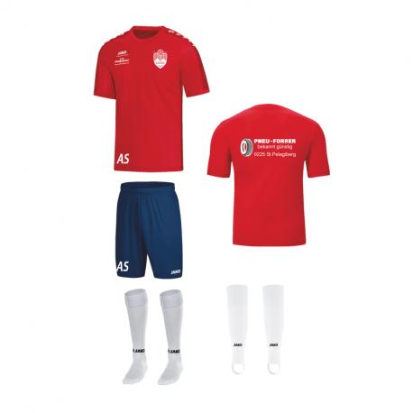 FC Waldkirch Bernhardzell Kinder Striker Trikotset