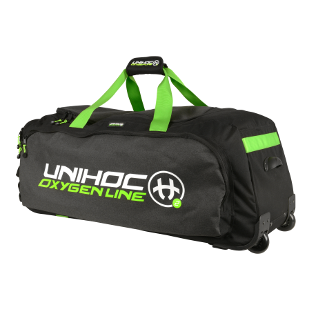 UNIHOC Sporttasche Oxygen Line (mit Rollen)