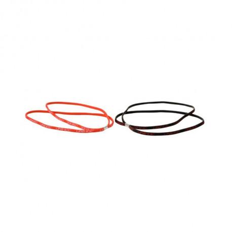 UNHOC Headband Totti - rotschwarz