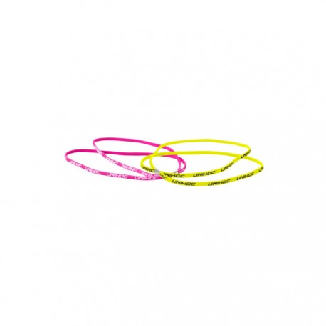 UNIHOC Headband Totti - gelbcerise