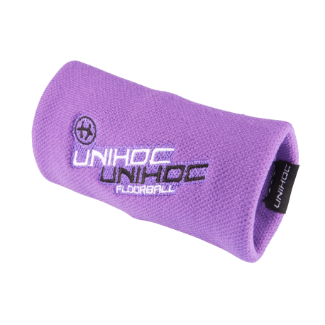 UNIHOC Wristband Gemini - purple
