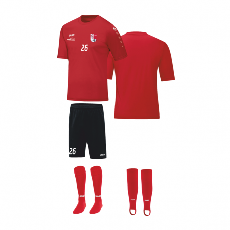 FC Bühler Jako Training Shirtset