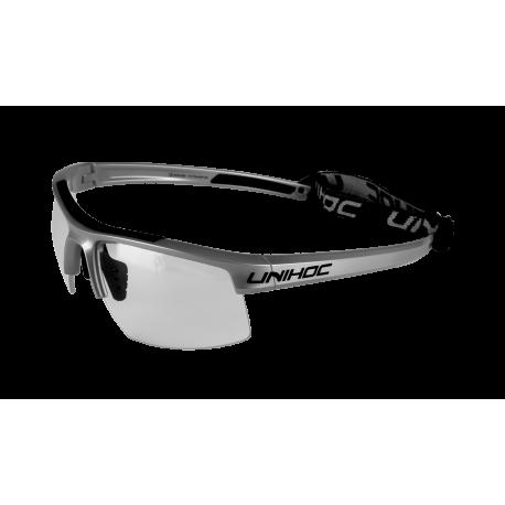 UNIHOC Unihockeybrille ENERGY SR - graphite