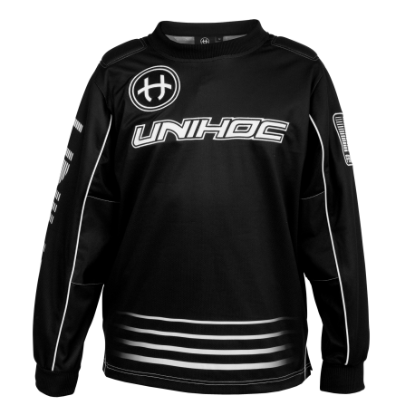 UNIHOC Goali Sweater INFERNO - schwarz
