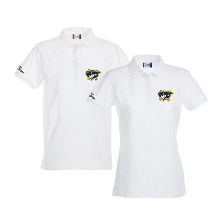 Barracudas Zürich Poloshirt mit Clublogo