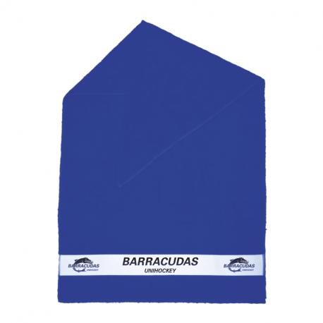 UHC Barracudas Tücher mit Clublogo - Blau