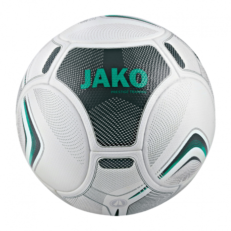 Jako Trainingsball Prestige weiss/tütkis/anthrazit