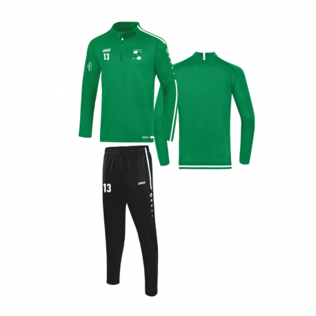 FC Rebstein JAKO STRIKER 2.0 Zip Top Pulli und Trainerhose