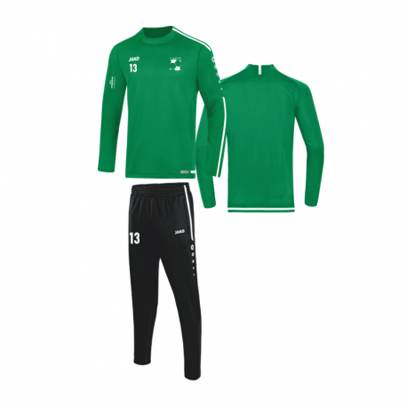 FC Rebstein JAKO STRIKER 2.0 Sweater und Trainerhose