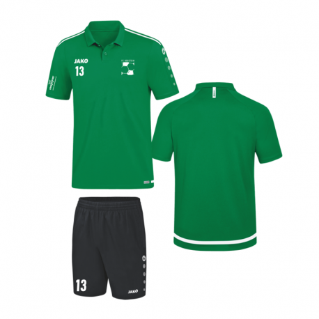 FC Rebstein JAKO STRIKER 2.0 Poloshirt und Short