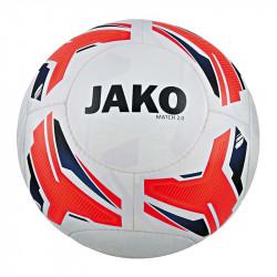 JAKO Matchball 2.0 weiss/flame/navy