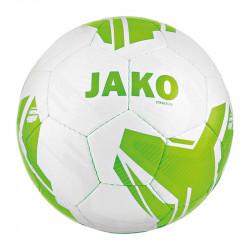 JAKO Trainingsball Striker 2.0 290g weiss/neongrün