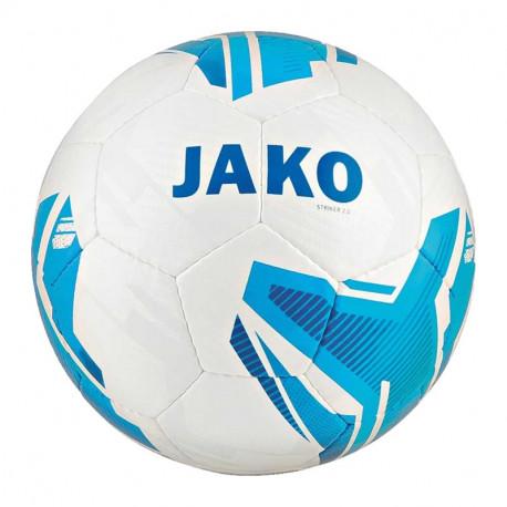 JAKO Trainingsball 2.0 350g weiss/hellblau