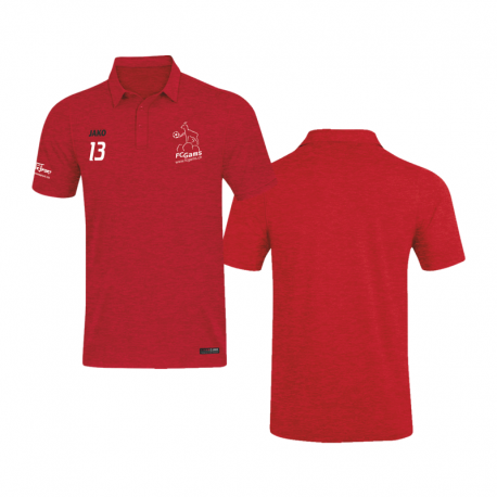 FC Gams Jako Premium Poloshirt