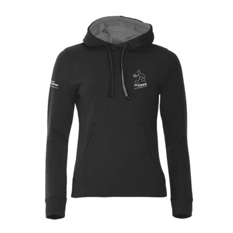 FC Gams Kapuzen-Sweatshirt für Damen
