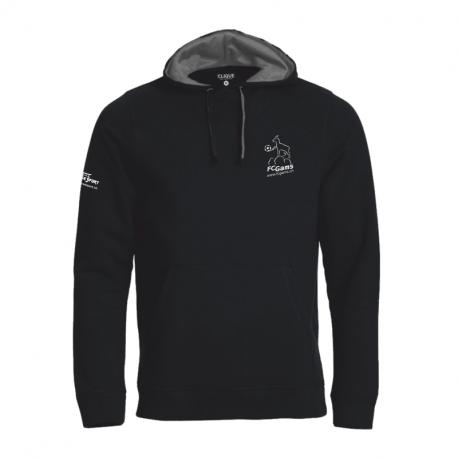 FC Gams Kapuzen-Sweatshirt für Herren