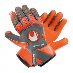 Uhlsport Aerored Absolutgrip reflex dark grau /rot