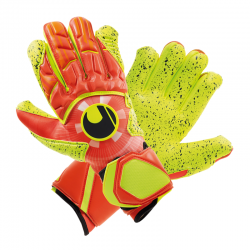 Uhlsport Dynamic Impulse Supergrip HN orange/fluo gelb