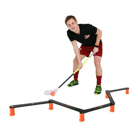 My Floorball Skiller für Ballführungstraining