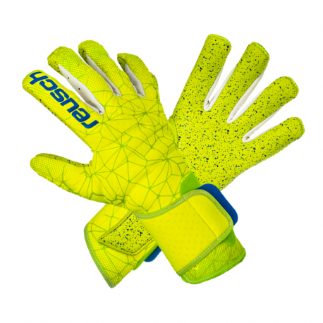Reusch Goalihandschuh Pure Contact G3 Fusion lime