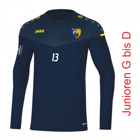 FC Uzwil D-G Junioren Jako Sweater