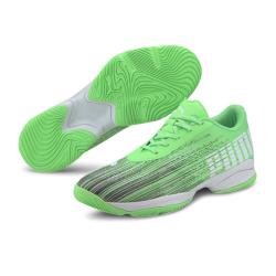 Puma Adrenalite 2.1 Handballschuhe Elektro Green-Black-White
