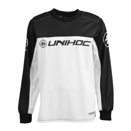 UNIHOC Goali Sweater KEEPER black/white