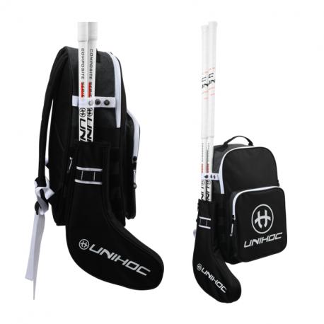 UNIHOC Backpack mit Stockhalterung