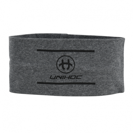 UNIHOC Headband ALLSTAR breit dunkelgrau