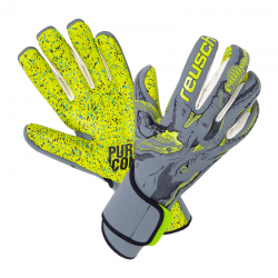 Reusch Pure Contact X-RAY G3 Fusion dark grey/black/lime