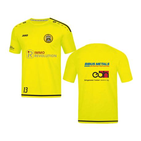 FC Rickenbach Jako Trainingsshirt