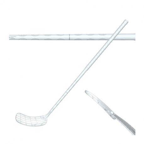 FAT PIPE Unihockeystock Raw Concept 28 Bow