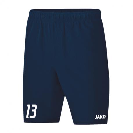 FC Rüthi Jako Shorts mit Seitentaschen