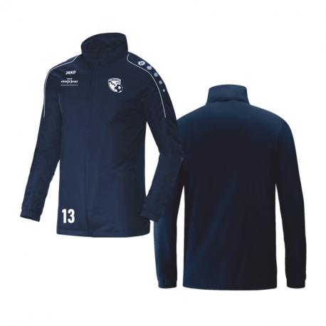 FC Rheineck Jako Regenjacke